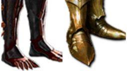 Poe Unique Boots