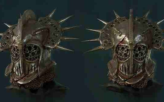 Poe unique helmets