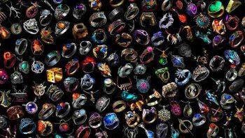 Poe Unique Rings